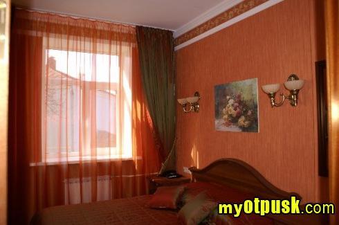 Номера в гостинице Славянка, Москва.